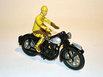 Morestone TT Racer Motorcycle