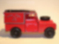 Benbros Qualitoy 223 Royal Mail Land Rover