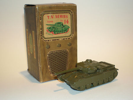 Benbros TV Series No.14 Tank