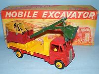 Benbros Quaitoys Mobile Excavator