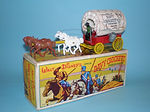 Morestone Covered Wagon Davy Crockett