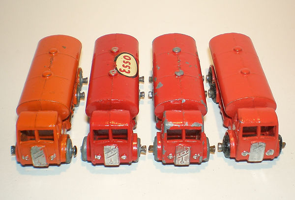 Benbros No.22 Petrol Tanker