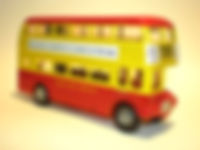 Budgie No.704 Routemaster Bus - Shop Linker