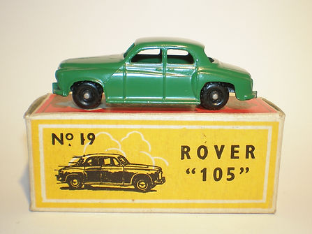 Budgie Miniatures No.19 Rover 105 Rovermatic