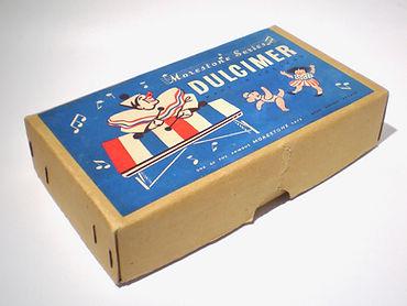 Morestone Dulcimer box