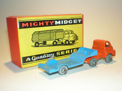 Benbros Mighty Midget No.44 Low Loader without crane