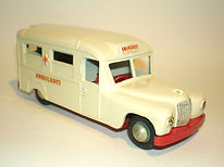 Budgie No.258 Daimler Ambulance