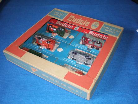 Budgie Miniatures 'Collectors Models' Set (US)