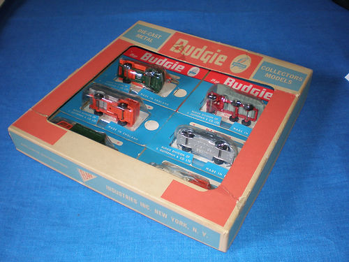 Budgie Miniatures 'Collectors Models' Set (US)