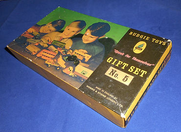 Budgie Gift Set No.5 (Series 1)