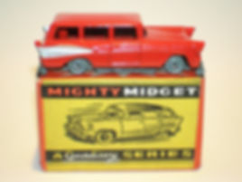 Benbros Mighty Midget No.16 Station Wagon