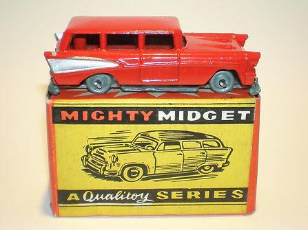 Benbros Mighty Midget No.16 Station Wagon