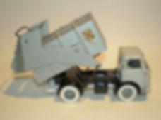 FJ Berliet GAK Refuse Truck
