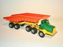 Budgie No.318 Euclid Mammoth Dumper Truck