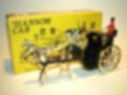 Budgie No.100 Hansom Cab