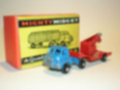 Benbros Mighty Midget No.44 Low Loader
