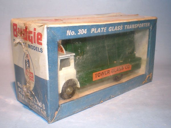 Budgie No.302 Plateglass Transporter