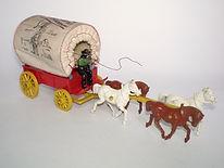 Morestone Covered Wagon