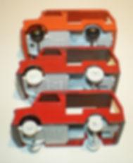 Benbros No.39 Milk Delivery Van