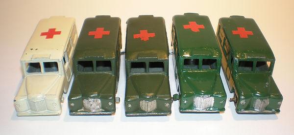 Benbros No.38 Ambulance