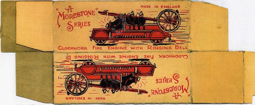 Morestone Clockwork Fire Engine