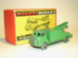 Benbros Mighty Midget No.33 Beakdown Truck