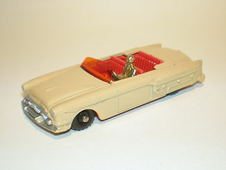 Budgie Miniatures No.14 Packard Convertible - variation 4