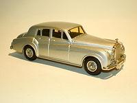 Budgie No.102 Rolls-Royce Silver Cloud