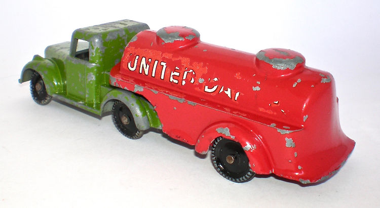 Benbros Qualitoys Articulated Petrol Lorry