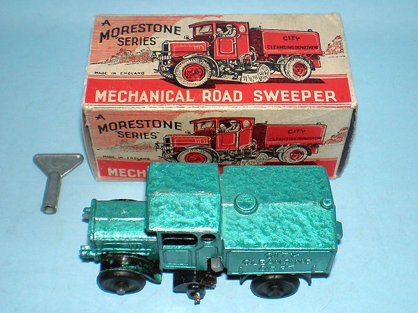 Morestone Mechanical Road Sweeper