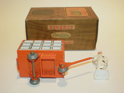 Benbros TV Series No.7 Electric Milk Trolley