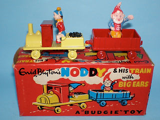 Budgie Toys Noddy & His Train