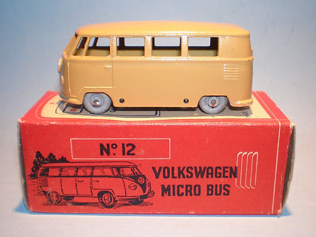 Morestone Esso Petrol Pump Series No.12 Volkswagen Micro Bus