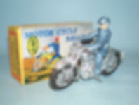 Benbros Qualitoy Motorcycle Rally Rider