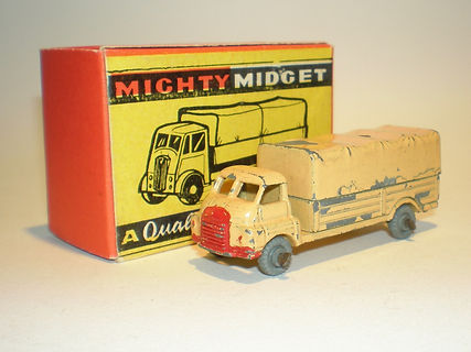 Benbros Mighty Midget No.31 Covered Truck