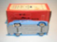 Morestone Esso Petrol Pump Series No.15 Austin Countryman - base detail