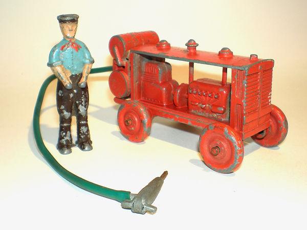 Morestone Compressor, Dtill & Man