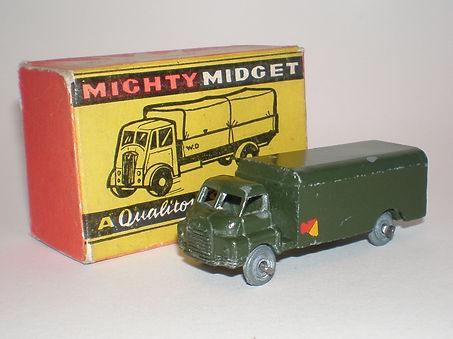 Benbros Mighty Midget No.30 Army Wagon
