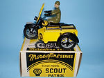 Morestone AA Motorcycle Patrol