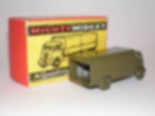Benbros Mighty Midget No.30 AEC Army Wagon
