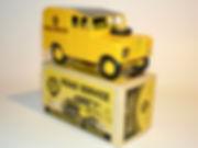 Morestone AA Road Service Land Rover