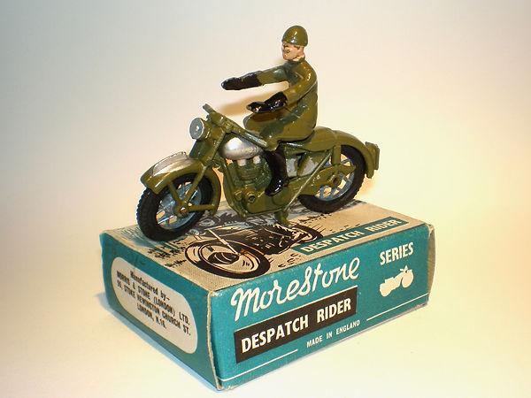 Morestone Despatch Rider Motorcycle
