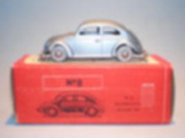 Morestone Esso Petrol Pump Series No.8 Volkswagen Saloon Car