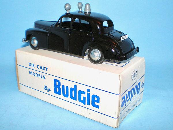 Budgie No.246 Police Patrol Car (Series 2)