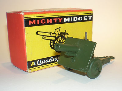 Benbros Mighty Midget No.24 Field Gun