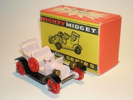 Benbros Mighty Midget No.25 Spyker