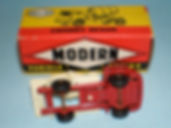 Budgie Miniatures No.23 Cement Mixer - type 2 chassis & base