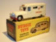 Budgie No.258 Daimler Ambulance