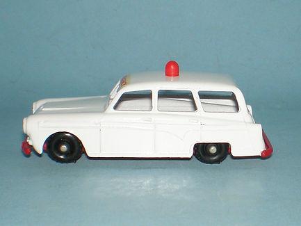 Budgie Miniatures No.20b Emergency Vehicle