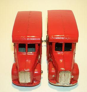 Budgie Miniatures No.11 Royal Mail Van - trim variations